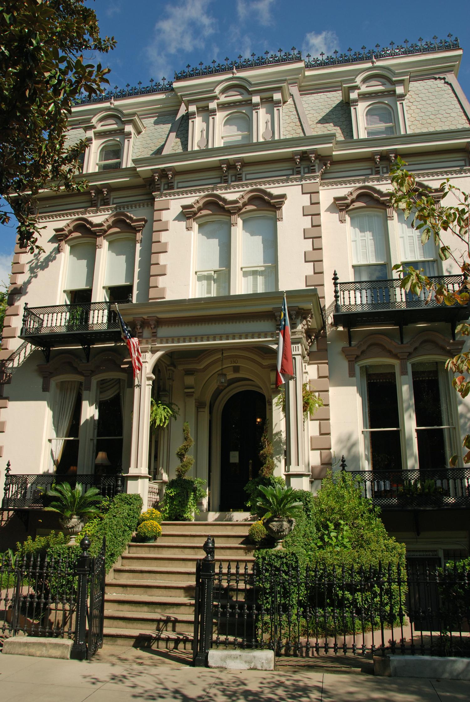 Savannah Hamilton Turner Inn